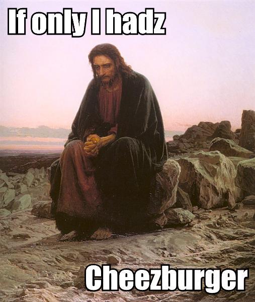 If Only I Had Cheezburger