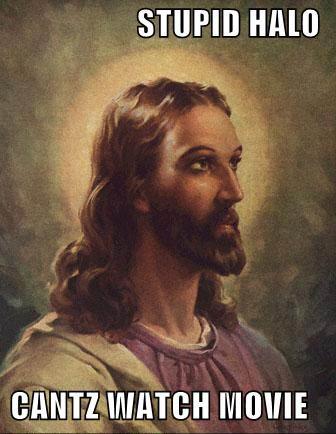 Jesus Halo