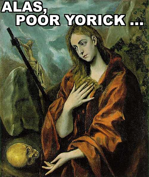 alas poor yorick