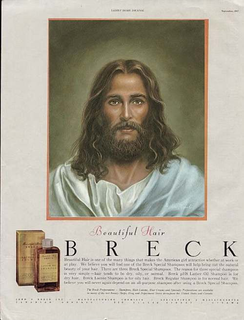 Breck: for beautiful hair