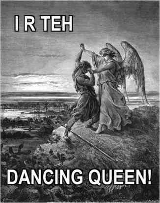 jacob angel i r teh dancing queen