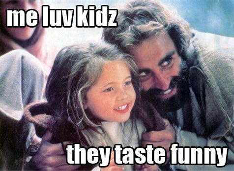 me luv kidz they taste funny