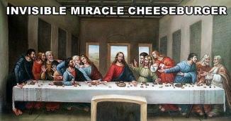 miracle invisible cheezburger