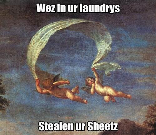 Angels Sheets
