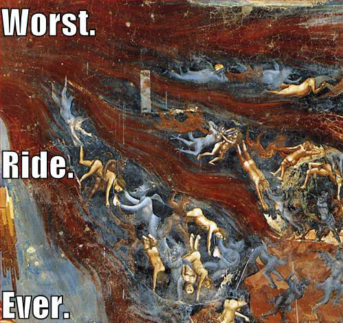 Worst Ride Ever