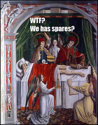 wtf? We has spares?