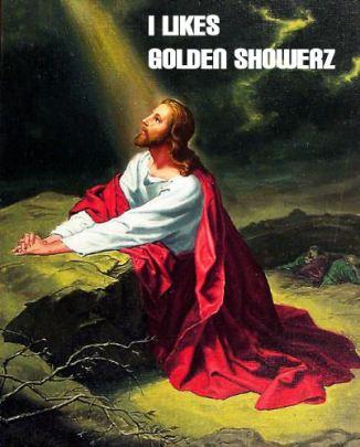 i likes golden showerz