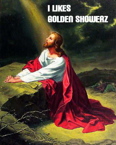 i likes golden showerz