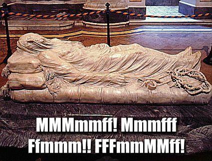 MMMmmff! Mmmfff! Ffmmm!! FFFmmMMff!