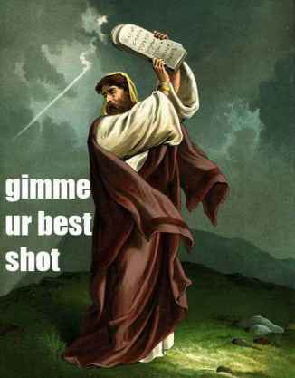 gimme ur best shot