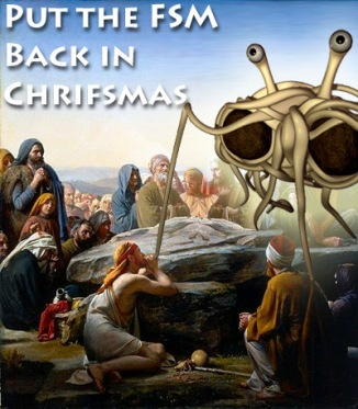 Put the FSM back in Chrifsmas