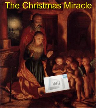 wii christmas miracle