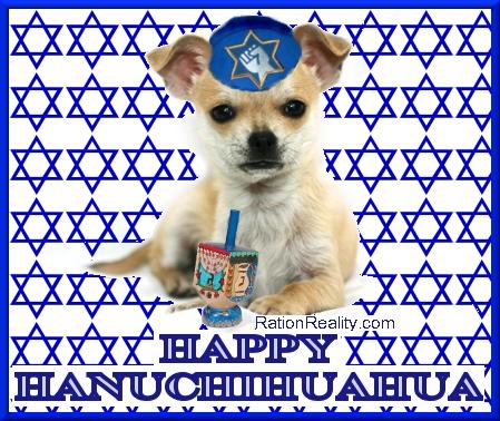 Happy Hanuchihuahua
