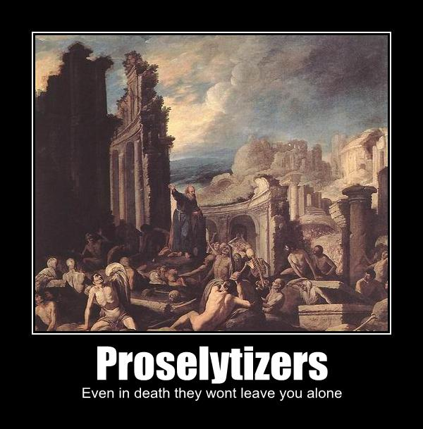 proselytizers