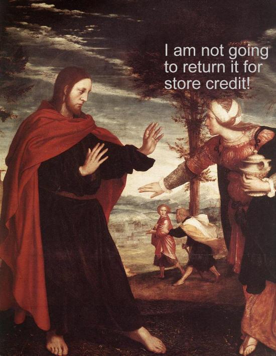 Store Credit