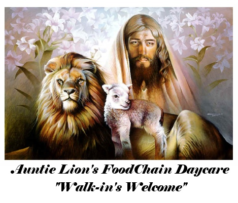 Auntie Lion Foodchain Daycare