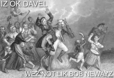 wez not lik bob newayz