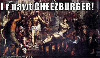 i r nawt cheezburger