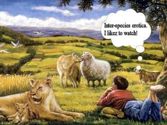 Inter-Species Erotica