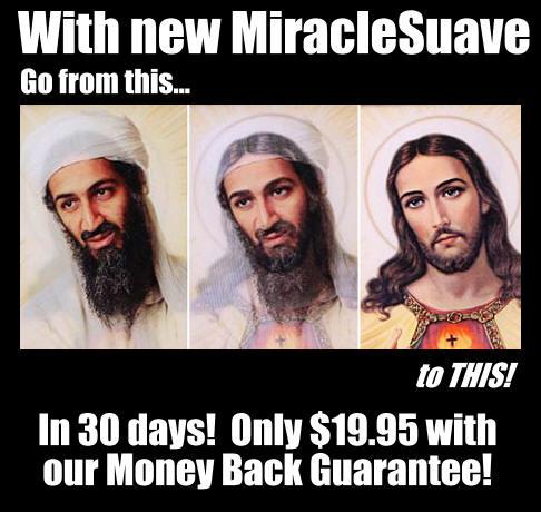 MiracleSuave Osama