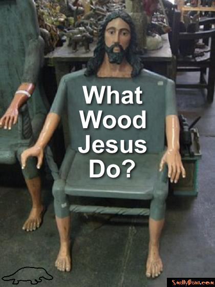 What Wood Jesus Do?