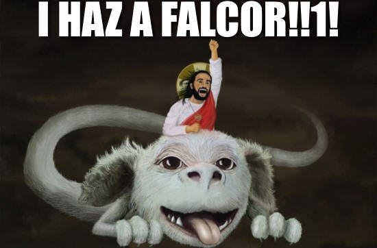 I Haz a Falcor