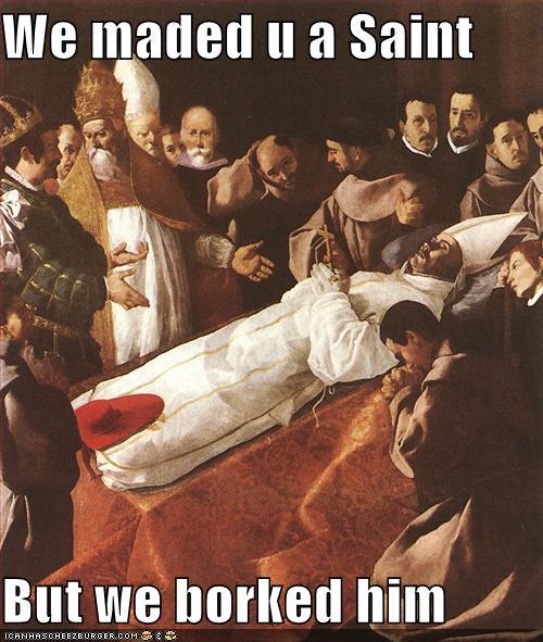 borked saint