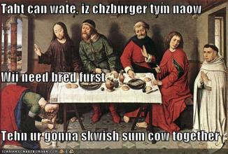 iz chzburger tym naow