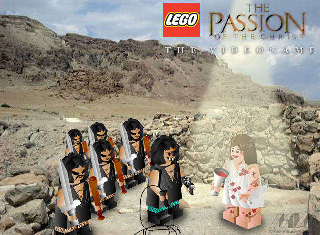 Lego Passion of the Christ