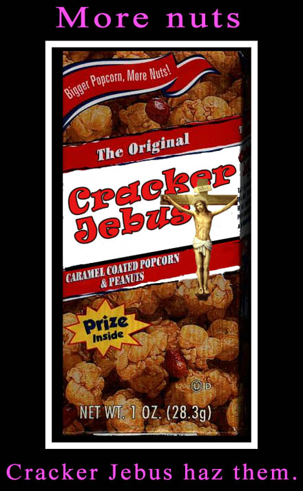Cracker Jebus Nuts