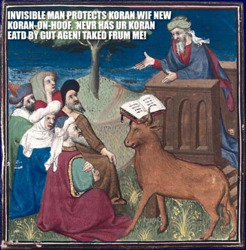 Koran-On-Hoof
